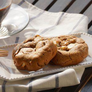Macadamia soft Cookies
